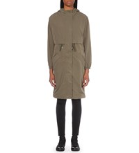 Eleven Paris Push Waterproof Coat Beech