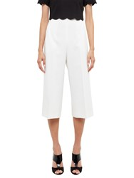 Ted Baker Oderat High Waisted Culottes Ivory