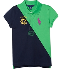 Ralph Lauren Cotton Polo Shirt S Xl Champion Green