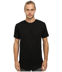 Publish Isidore Button Up Black Men's T Shirt