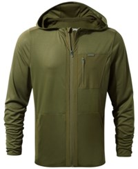 Craghoppers Nosilife Elgin Hooded Jacket From Eastern Mountain Sports Dark Moss