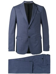 Z Zegna Formal Suit Blue