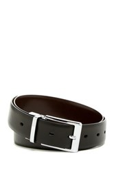 Original Penguin Mr Strong Reversible Leather Belt Black
