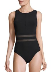 Shan Do You Think I Am Sexy One Piece Swimsuit Onyx
