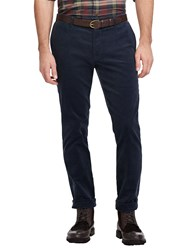 Ralph Lauren Polo Slim Fit Chino Trousers Deep Space