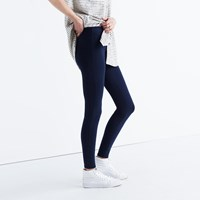 Madewell Knit Leggings True Black