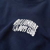 Billionaire Boys Club Small Arch Logo Crew Neck Blue