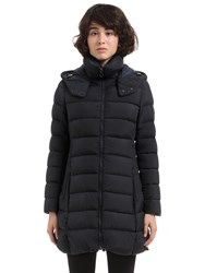 Tatras Politeama Quilted Nylon Down Jacket Navy