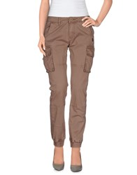 Duck Farm Trousers Casual Trousers Women Dove Grey