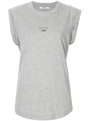 Camilla And Marc Agnes Tank Top Grey