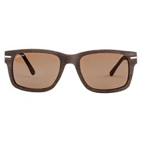 Wewood Crater Sunglasses Brown Si 8240