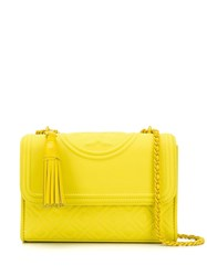Tory Burch Small Cross Body Bag Yellow
