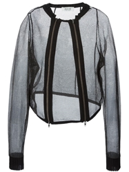 Aviu Mesh Double Zip Jacket