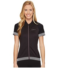 Louis Garneau Icefit 2 Jersey Black Women's Clothing