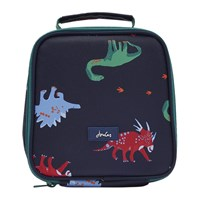Joules Munch Bag Lunch Bag Navy Dinosaurs