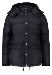Wood Wood Tim Down Jacket Dark Navy Dark Blue