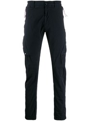 C.P. Company Cp Slim Fit Cargo Trousers Blue