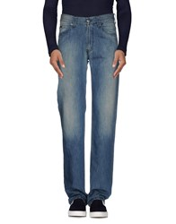 Armani Collezioni Denim Denim Trousers Men Blue