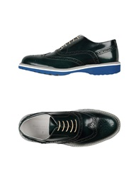 Ballantyne Lace Up Shoes Black