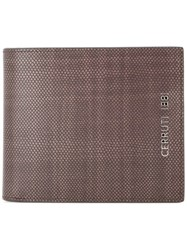Cerruti 1881 Bifold Wallet Brown