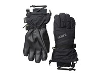 Burton Wms Gore Tex Glove True Black Fa 13 Snowboard Gloves Gray