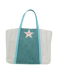 Pin Up Stars Handbags Turquoise