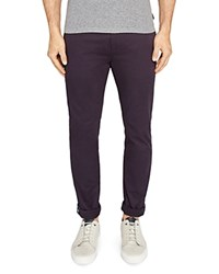 Ted Baker Tapcor Tapered Fit Chino Pants Navy