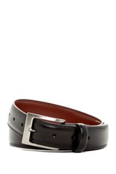 Original Penguin Timothy Leather Belt Black
