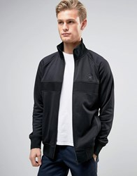 Converse Micro Dot Track Jacket In Black 10003392 A01 Black