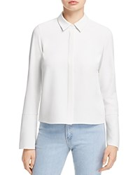 Dylan Gray Bell Sleeve Shirt 100 Exclusive Ivory
