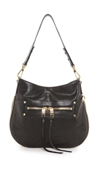 Milly Riley Bucket Bag Black