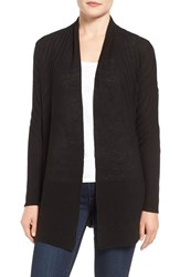 Nic Zoe Women's Sleek Spark Open Cardigan