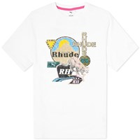 Puma X Rhude Graphic Tee White