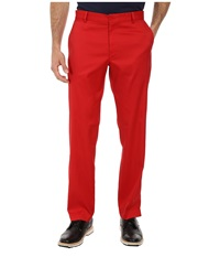 Nike Flat Front Pant Gym Red Gym Red Men's Casual Pants