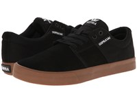 Supra Stacks Vulc Ii Black Gum Men's Skate Shoes