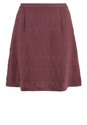 Noa Noa Aline Skirt Peppercorn Brown