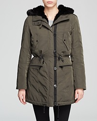 Marc New York Dee Faux Fur Anorak Bloomingdale's Exclusive Loden