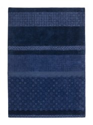 Nani Marquina Jie Rug Blue Small 5 Feet 7 Inches X 7 Feet 10 Inches