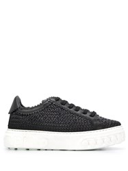 Casadei Woven Off Road Sneakers 60