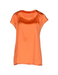 Altea Shirts Blouses Women Orange