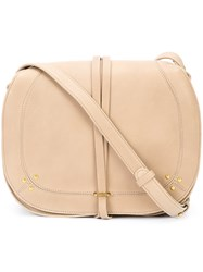 Jerome Dreyfuss 'Nestor' Crossbody Bag Brown