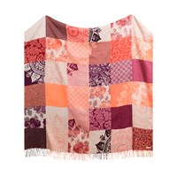 Desigual Romantic Patch Blanket