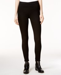 Tommy Hilfiger Black Wash Jeggings Only At Macy's