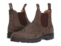 Blundstone Bl1471 Rustic Brown Brogue Boots