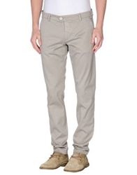 Takeshy Kurosawa Casual Pants Light Grey