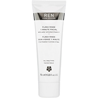 Ren Flash Rinse One Minute Facial