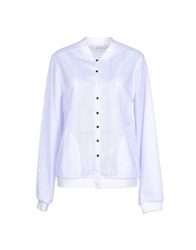 Frankie Morello Jackets White