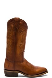 Frye Billy Pull On Boot Cognac
