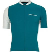 Cafe Du Cycliste Marine Cycling Jersey Green