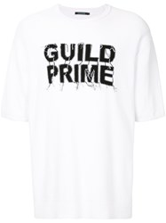 Guild Prime Knitted Top White